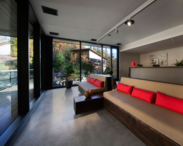 Waiting Room Design Ideas In Le Source Spa Desi (38432) | Home Design ...