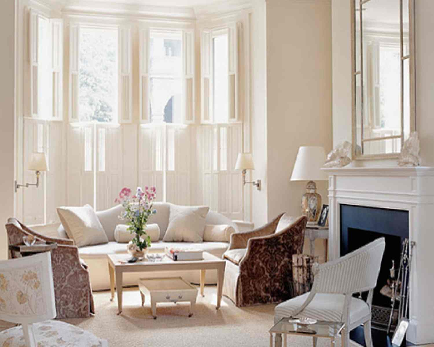 Living Room Decorating Ideas Small Paint Color Modern Decor Design ...